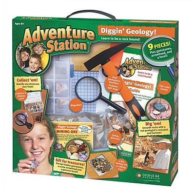 B4 Adventure Llc, Diggin Geology Kit, (ADV.473)