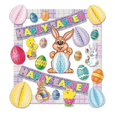 The Beistle Company, Easter Decorating Kit, (S15944SS6)