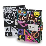 S&S Worldwide, Velvet Diary Pk/6, (PS1309)