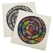 S&S Worldwide, Velvet Inspiration Mandala, (PS1420)