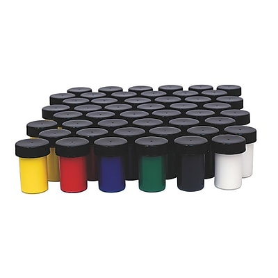 Handy Art Inc, Handy Art Wash Tempera 3/4Oz Pk/48, (882-348J)