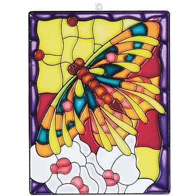 Limited Edition, Suncatcher Butterfly Pk12, (CF-1569)