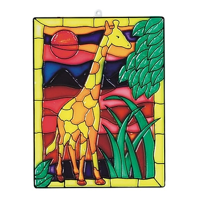Limited Edition, Suncatcher Giraffe Pk12, (CF-1536)