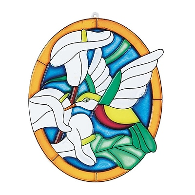 Limited Edition, Suncatcher Hummingbird Pk12, (CF-1540)