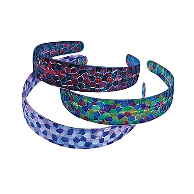 Sew-Star Int'L Trading Co Ltd, Stained Glass Headbands Pk/24, (SG853)