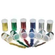 Wing Art Supplies Co Ltd, Color Splash Glitter 3/4Oz Asst Pk/12, (XM2823AS)