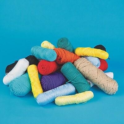 Pepperell Braiding Company, Big Value Yarn Assortment 5 Lbs, (YA005)