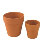 Limited Edition, Terra Cotta Pot 3-1/8 In Sq  Pk12, (CF-13772)