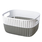 Simplify Storage Basket, Medium, Grey (26311-GREY)