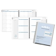 """AT-A-GLANCE® Outlink Weekly/Monthly Refill, 12 Months, January Start, Wirebound, 8 1/2"""" x 11"""""""