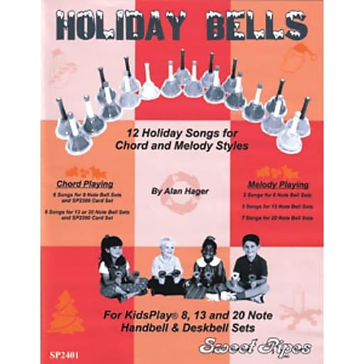 Sweet Pipes Holiday Bells, 12 Songs