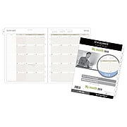 """AT-A-GLANCE® Day Runner® Monthly Planner Refill, Ruled Blocks, Loose-Leaf, 12 Months, January Start, 8-1/2"""" x 11"""" (491-685-19)"""
