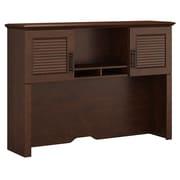 kathy ireland® Office by Bush Furniture Volcano Dusk 51W Hutch, Coastal Cherry (KI30322-03)