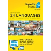 Rosetta Stone 12 Month Online Subscription for Windows/Mac (1-2 Users) [Download]