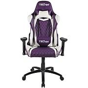 Techni Sport TS-52 Ergonomic High Back Video Gaming Chair, Purple (RTA-TS52-PPL)