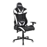 Techni Sport TS-XL1 Ergonomic High Back Video Gaming Chair, White (RTA-TSXL1-WHT)