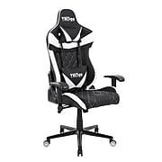 Techni Sport TS-XL1 Ergonomic High Back Video Gaming Chair, White (RTA-TSXL1-WHT)