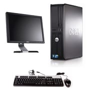 "Refurbished Dell 380 Desktop Intel Core 2 Duo E7400 2.8GHz 4GB Ram 160GB Hard Drive DVD Windows 10 Pro  With A 22"" LCD Monitor"