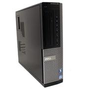 Dell Optiplex 990 Desktop Intel Core i3 2100 3.1GHz 8GB RAM 2TB Hard Drive, DVD Windows 10 Home, Refurbished
