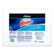 Windex® Bag-In-A-Box, With Ammonia-D® RTU, 5-Gallon Refill, Streak Free