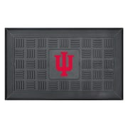 "FANMATS Medallion Door Mat, Rubber, Team Color, 19.5""x31.25"" (11392)"