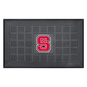 "FANMATS Medallion Door Mat, Rubber, Team Color, 19.5""x31.25"" (11399)"