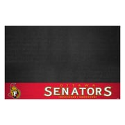 "FANMATS Grill Mat, Vinyl, Team Color, 26""x42"" (14244)"