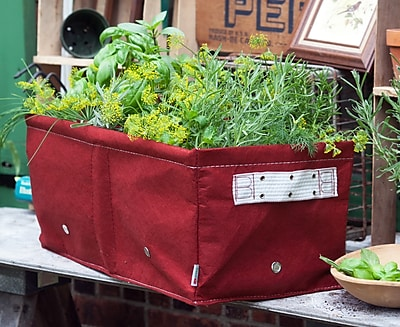 BloemBagz Raised Bed Planter Grow Bag, 12
