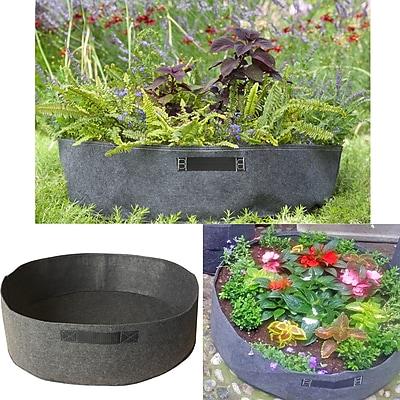 BloemBagz Down & Dirty Raised Garden Bed Fabric Pot Planter 20 Gallon (DDLB20)
