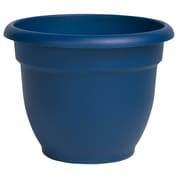 "Bloem Ariana Self Watering Planter, 6"", Deep Sea (AP0631)"