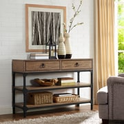 Trenton Console Table in Coffee (CF6102-CO)