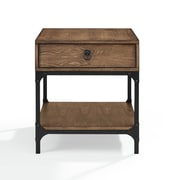 Trenton Side Table in Coffee (CF6103-CO)