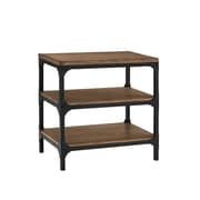 Trenton End Table in Coffee (CF6104-CO)