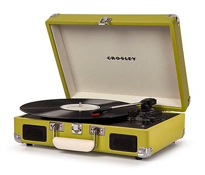 Crosley Cruiser Deluxe Turntable (CR8005D-GR)