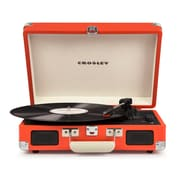 Crosley Cruiser Deluxe Turntable (CR8005D-OR)