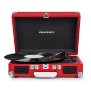 Crosley Cruiser Deluxe Turntable (CR8005D-RE)