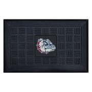 "FANMATS Medallion Door Mat, Rubber, Team Color, 19.5""x31.25"" (15029)"