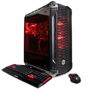 CyberpowerPC Gamer Xtreme GXI1120 Desktop (Intel i5-8600K processor, 16GB DDR4 SDRAM, 1TB, NVIDIA GeForce GTX 1070)