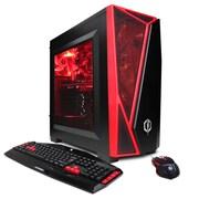 CyberpowerPC GXi1100 Gamer Xtreme Desktop Computer (Intel i5-8600K processor, 8 GB DDR4 SDRAM, 2TB, NVIDIA GeForce GTX 1050 Ti)