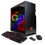 CyberpowerPC Gamer Xtreme Liquid Cool GLC2440 Gaming Desktop (Intel i7-8700K, 120GB SSD, 2TB HDD, Win10)