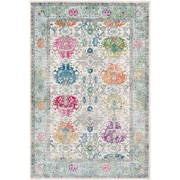 "Surya Aura Silk 7' 10"" x 10' 3"" Area Rug, Blue (ASK2308-710103)"