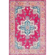 "Surya Aura Silk 7' 10"" x 10' 3"" Area Rug, Pink (ASK2312-710103)"