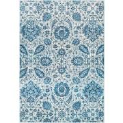 "Surya Aura Silk 7' 10"" x 10' 3"" Area Rug, Blue (ASK2330-710103)"
