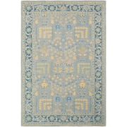 Surya Fire Work 2' x 3' Area Rug, Green (FIR1001-23)