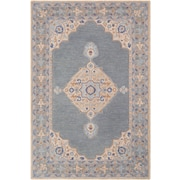 Surya Fire Work 2' x 3' Area Rug, Green (FIR1007-23)