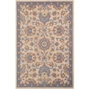 Surya Fire Work 2' x 3' Area Rug, Ivory/Tan (FIR1009-23)
