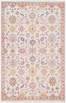 Surya Gorgeous 6' x 9' Area Rug, Pink (GGS1001-69)