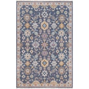 Surya Gorgeous 6' x 9' Area Rug, Black & Gray (GGS1002-69)