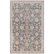 Surya Gorgeous 6' x 9' Area Rug, Black & Gray (GGS1003-69)