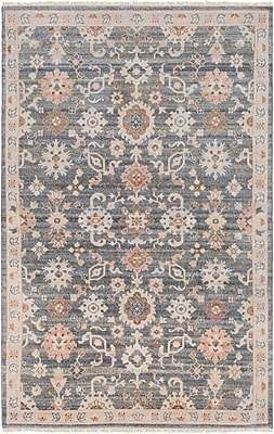 Surya Gorgeous 2' x 3' Area Rug, Black & Gray (GGS1003-23)